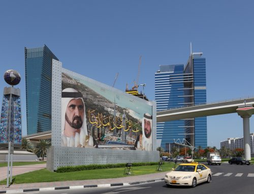DUBAI BUSINESSES RETURN TO GROWTH