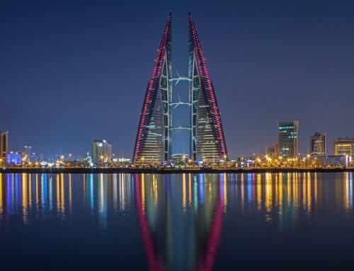 BAHRAIN TO ALLOW ENTRY TO RESIDENTS FROM NEIGHBORING GULF COUNTRIES